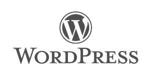 logo-wordpress-gris