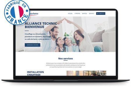 projet-site-francais-alliance-technic
